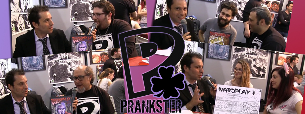 intervista prankster