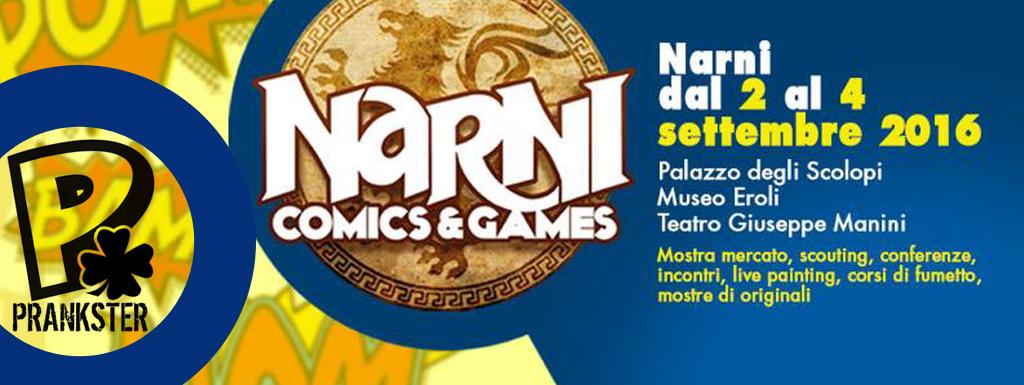 narni comics