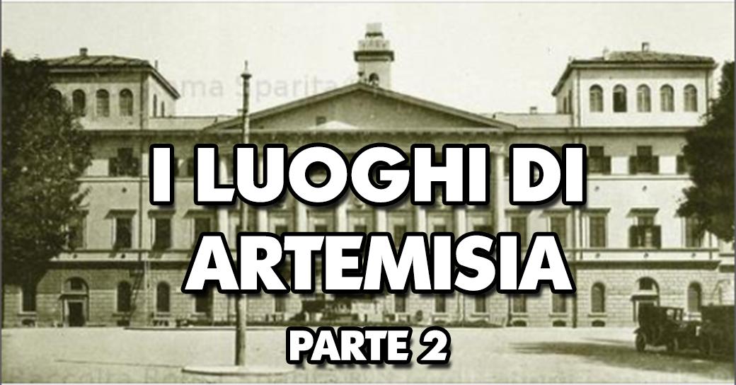 I LUOGHI DI ARTEMISIA PARTE 2